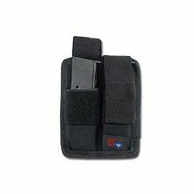 FITS SIG P229 DOUBLE-MAGAZINE POUCH BY ACE CASE ***100/% MADE IN THE U.S.A.***