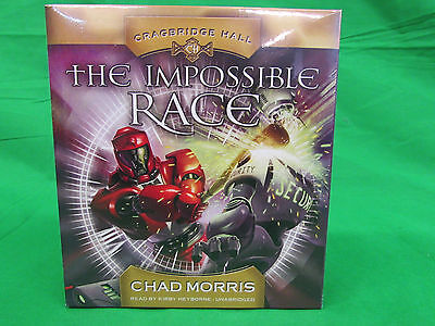 The Impossible Race (Cragbridge Hall series, Book 3) Audio CD –by Chad Morris