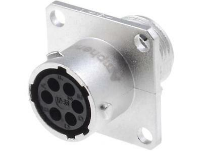RT0W010-6SNH Connector circular female Series RT360 Case size 10