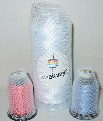 10 Yards Embroidery Machine Thread Net Sewing Quilting Thread Support Hose