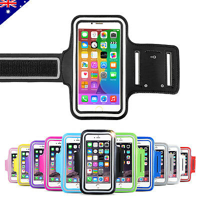 Sports Gym Running Exercise Armband New Arm Band Case for Apple iPhone 7 6s 8 X