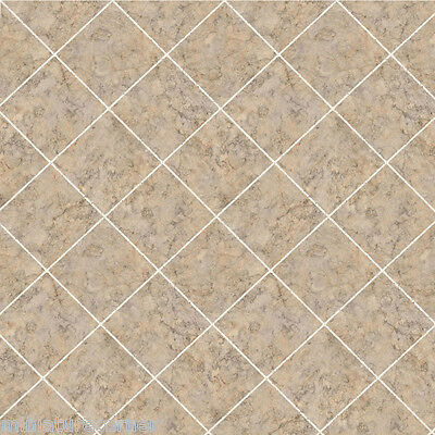 Dolls House Floor Panel Flooring Wallpaper Satin or Matte Card 1/12 - 1/24 #207