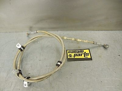 Can Am Renegade Rear Brake Line Hose Assembly 705600598 2008 2009 2010 2011 2012