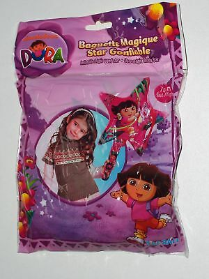 DORA THE EXPLORER INFLATABLE MAGIC WAND STAR (70cm)