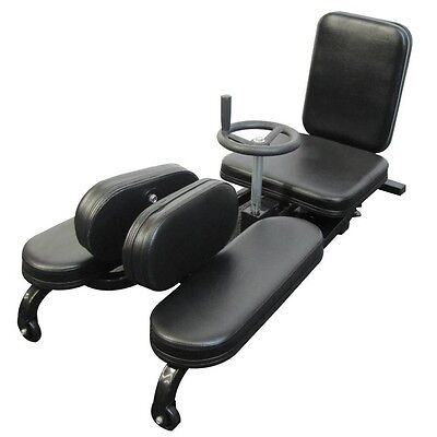 Valor Fitness CA-27 Leg Stretch Machine Perfect for maintaining your Flexibility