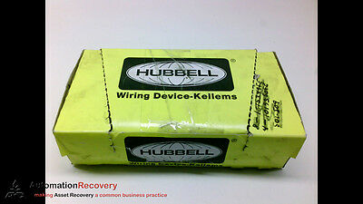 Hubbell Cr20 - Pack Of 10 - Duplex Receptacle, Brown, New #197605