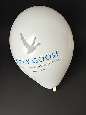 20x Grey Goose Vodka Luftballons Ballon Balloon NEU OVP Bar Deko