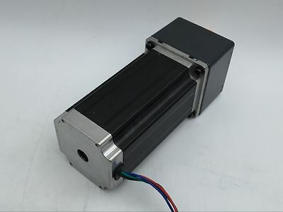 Nema23 L112mm Gearbox Ratio 50:1 Stepper Motor 150N.m 4.2A 4 Wire for CNC Router