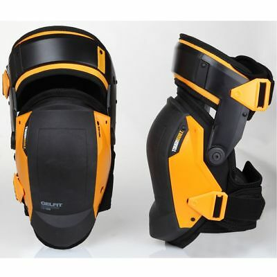 ToughBuilt TOU-KP-G3 GELFIT Fanatic Stabilizer Kneepads With Thigh Support