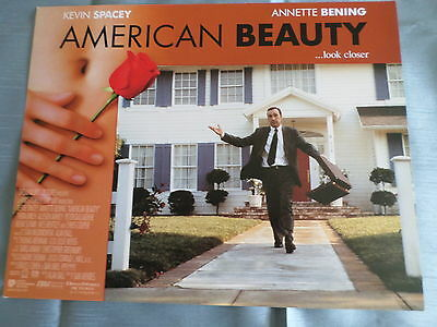 AMERICAN BEAUTY - KEVIN SPACEY  - LOBBY CARD USA -11x14 -#2