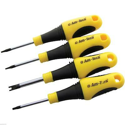 Torx Star 4PC or 1pc Precision Screwdriver Set Kit T5 T7 T8 U Mobile Repair Box