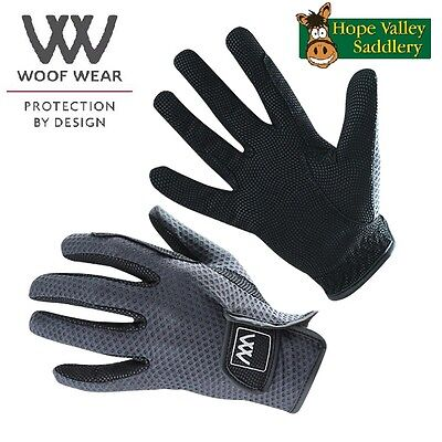 Woof Wear Unisex Event Riding Glove. All Sizes Available.