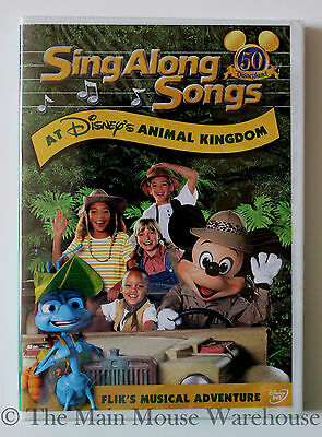 sing along songs disney world music karaoke dvd filks safari at animal kingdom