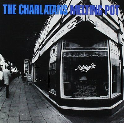 The Charlatans - Melting Pot (Best Of) - 2 x Vinyl LP *NEW & SEALED*