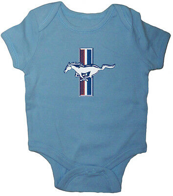 Ford Mustang shirt Ford baby tee one piece Ford romper bodysuit newborn snapsuit