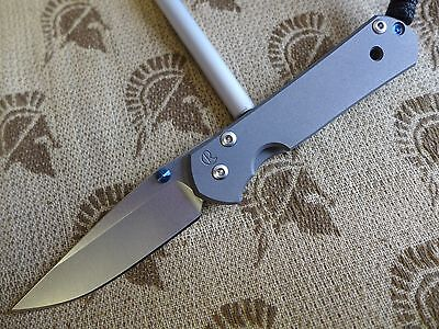 Chris Reeve Knives Small Sebenza 21 S35VN - Authorized Dealer