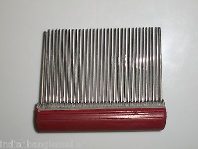 Comb for tension box - Works on Leclerc tension box - Weaving Loom