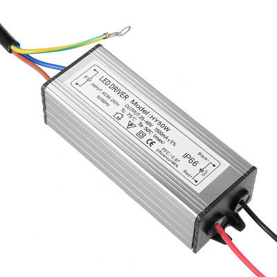 AC 85-265V to DC 25-40V 1500mA IP66 50W LED Lightstrip Power Supply Driver
