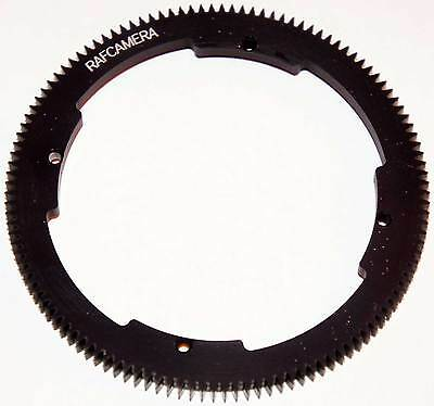 RafCamera 32 pitch Follow Focus Geared Ring for LOMO lenses with OCT-19 mount fo