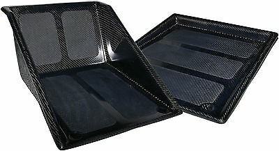 Drivers & Co-Drivers Carbon Footrests OBPCF003