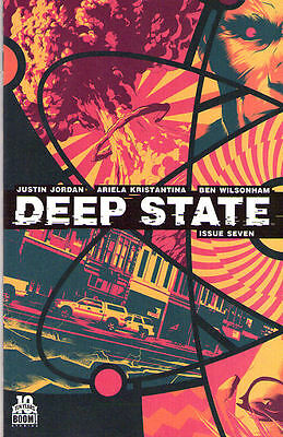 DEEP STATE #7 New Bagged