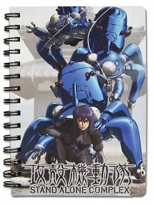 Ghost In The Shell S.A.C Notebook