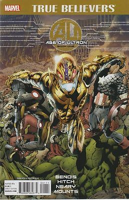 TRUE BELIEVERS: AGE OF ULTRON #1 Book One NM Marvel Comic Hot Movie