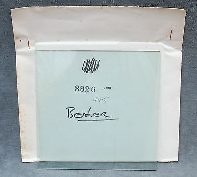 """BESELER 6"""" x 6"""" HEAT ABSORBING GLASS #8826 FOR WHICH ENLARGER? - NOS, NIB"""