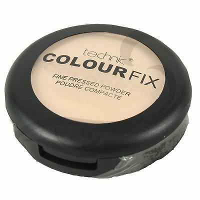 Colour Fix Pressed Powder Fine Face Powder Make Up By Technic