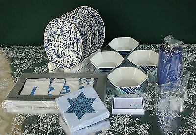 Hanukkah Celebration Set From Williams-Sonoma, Crate & Barrel – New & Sold Out!