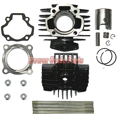 Yamaha PW50 Cylinder Piston Gasket Head Top End Kit 1981-2018