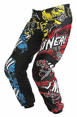 2015 O'Neal Element Wild Multi MENS Motocross Pants ALL SIZES-FREE SHIP!