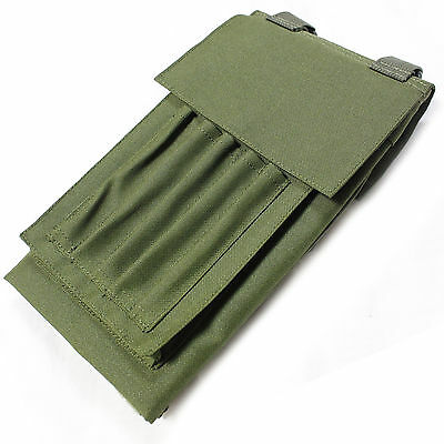 Hiking Army Cadet Scout Waterproof Map Reading Case Cover Holder Pouch Wallet