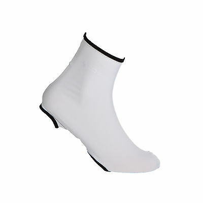 Copriscarpe Ciclismo Proline Bianco Cycling Covershoes Over Shoes White New