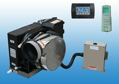 16000 Btu Boat Marine air conditioner reverse cycle heating systems 115V AC