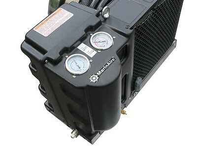 Boat Marine air conditioner reverse cycle heating systems 16000 Btu 115V AC