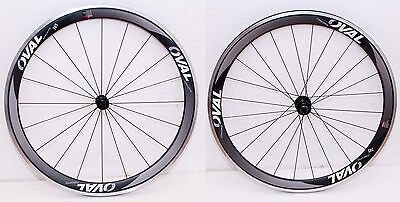 Oval 745 Carbon Clincher Laufradsatz 45mm, Wheelset