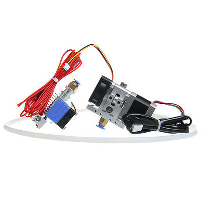 Geeetech GT8L Bowden feed extruder All metal J-head With fan&PTFE tube For Prusa