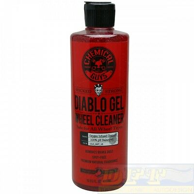 Chemical Guys Diablo Wheel Cleaner Gel Concentrate 473ml  37,82 EUR / Liter
