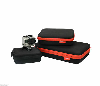Large/Medium/Small Travel Storage Carry Hard Bag Case for GoPro HERO 3/4/5/6