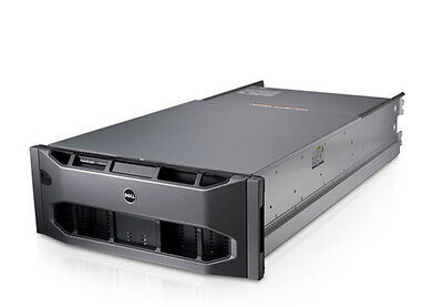 Dell EqualLogic PS6500E 48TB SAN iSCSI Storage System 48 x 1TB 7.2K SATA PS6500