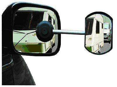 Streetwize LWACC36 Suck It & See Caravan Towing Mirror (Convex)