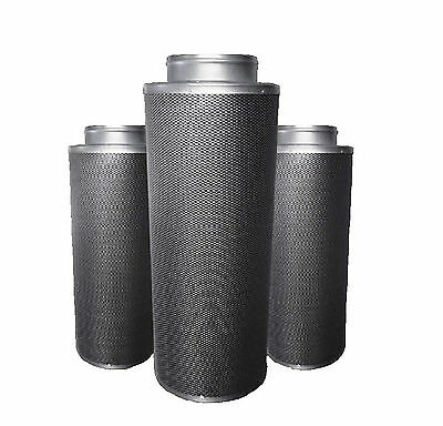 EU Style Carbon Filter 4 6 8 10 12 inch Hydroponics