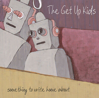 The Get Up Kids : Something to Write Home About CD (2003)