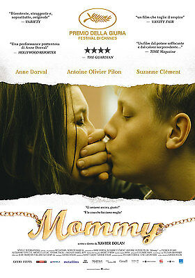 Mommy di Xavier Dolan POSTER CINEMA 100X140