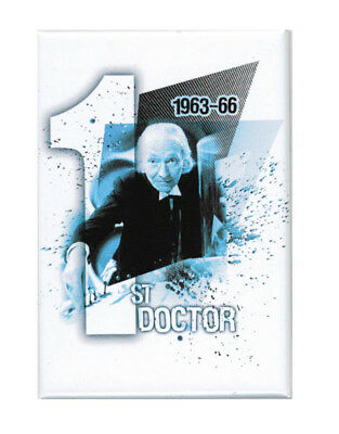 Doctor Who First Doctor Magnet