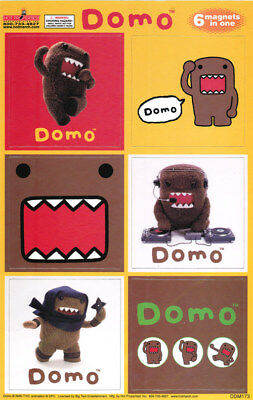 Domo Mini Magnet Collection