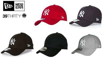 NEW ERA - 39Thirty Fitted Baseball Cap. NEW YORK YANKEES. FREE POSTAGE