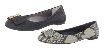 Dolce Vita Women's Betz Ballet Flats Shoes Loafers with Bow - 2 Colors