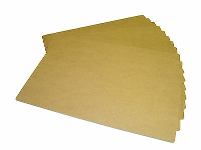 MDF wooden MODELLING TOOL BOARDS, clay, model making, play dough doh
